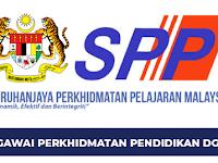 Jawatan Kosong di Suruhanjaya Perkhidmatan Pelajaran SPP