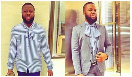 HushPuppi Shows Off Receipt Of His Expensive Shopping In Paris (Watch Video)