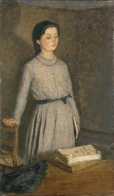 The Student (1903), Gwen John