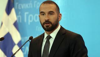 Οριστική άρση των capital controls, με ταχύτατους ρυθμούς, προαναγγέλλει ο Δ. Τζανακόπουλος