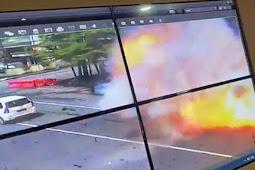Saksi Mata Ungkap Kepanikan Jemaat Saat Ledakan Bom Gereja Katedral Makassar