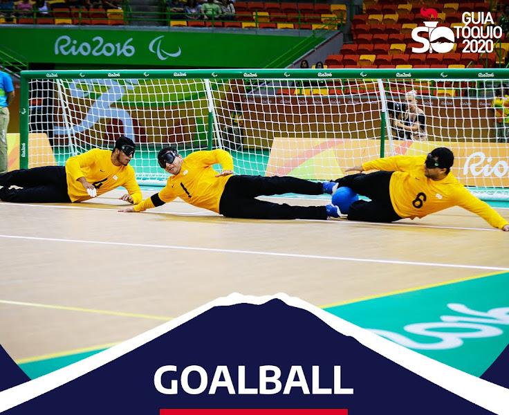 Regras do goalball