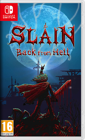 Slain Back From Hell NSP Switch
