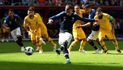 موعد مباراة فرنسا و البيرو ضمن مباريات كأس العالم الخميس 21-6-2018 و القنوات الناقلة