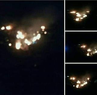 تحطم طائرة عسكرية بولاية أم البواقي الجزائر
