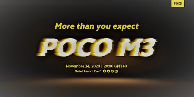 POCO M3, Calon Idola Baru Smartphone Mid Range