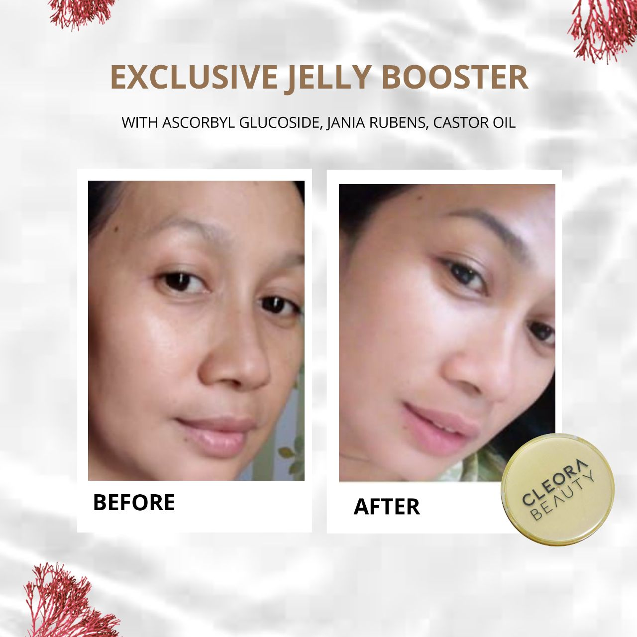 Exclusive Jelly Booster