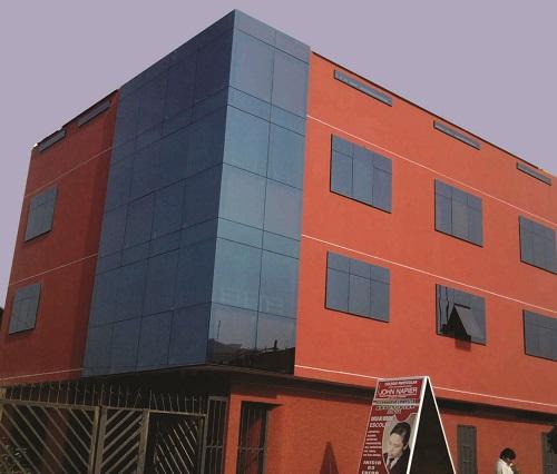 Colegio JHON NAPIER - San Juan de Miraflores