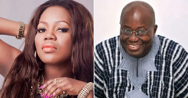 I will not apologise to President Akufo-Addo - Mzbel [Audio]
