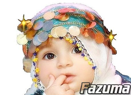 Gambar Nama Bayi Perempuan Islami