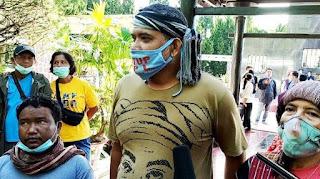 Ingin Bertemu Jokowi Minta Tutup PT TPL, Tiga Aktivis Ini Jalan Kaki Dari Toba ke Jakarta Hari Ini
