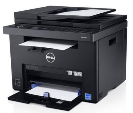 Dell C1765nfw MFP Color Printer.
