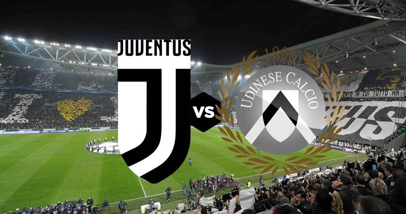 Dove Vedere JUVENTUS-UDINESE Streaming Video Gratis Online