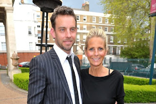 Brian Monet And Ulrika Jonsson