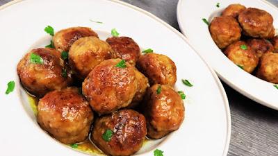 Okruglice od Piletine / Chicken Meatballs