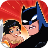 Justice League Action Run Mod Apk v1.0 Terbaru