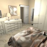 Come trasformare una camera da letto moderna in una camera vintage