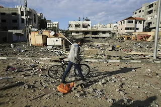 Tanques de Israel atingem alvos do Hamas em Gaza