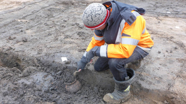 Rich Roman haul surprises Dutch archaeologists