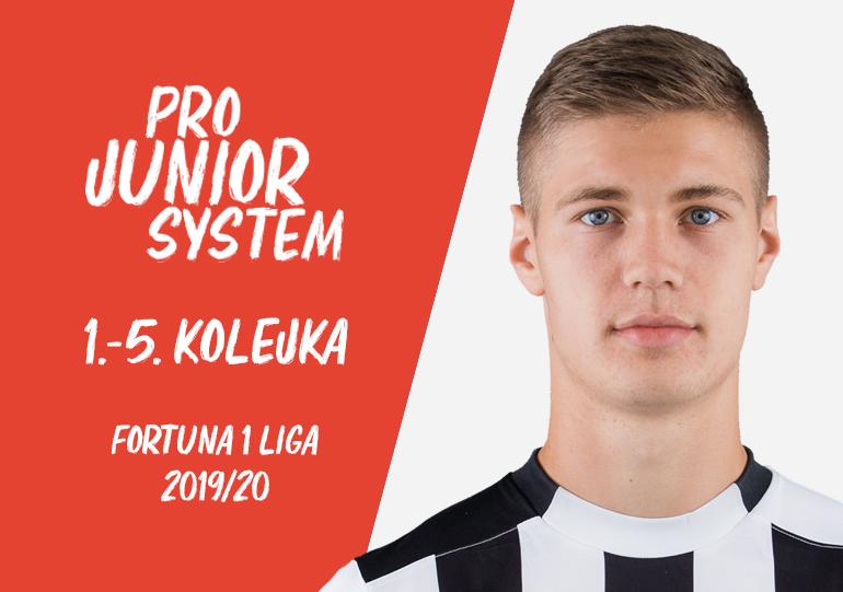 Na zdjęciu: Radosław Kanach<br><br>fot. Sandecja Nowy Sącz / sandecja.pl<br><br>graf. Bartosz Urban