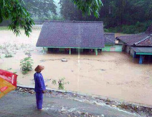 Bmkg Hari Ini - Instagram Banjir Jogja