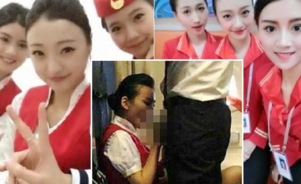 Những vụ bán trinh gây sốc của nữ tiếp viên hàng không trên thế giới