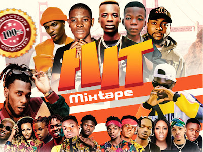 [Mixtape] Praix Entertainment- Hit Mix vol4
