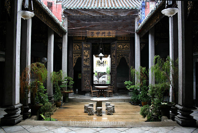 Photo of Peranakan Courtyard