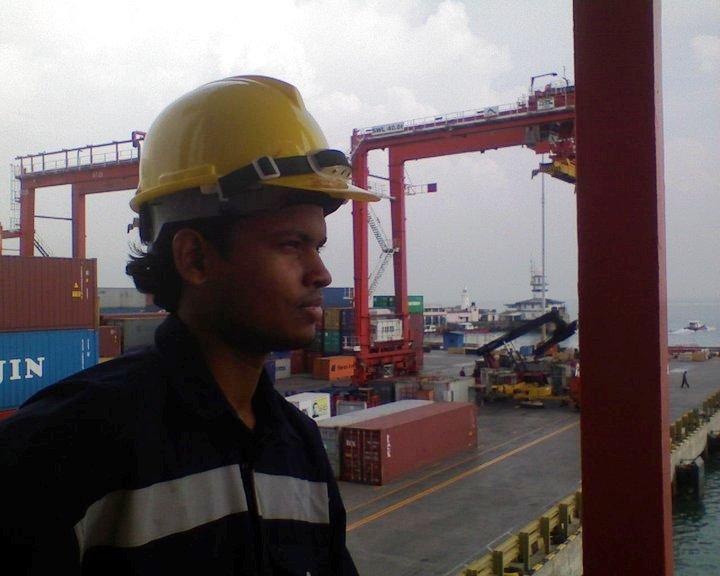 Thilina Rajapaksha's Blog: Internship @ South Asia Gateway Terminals