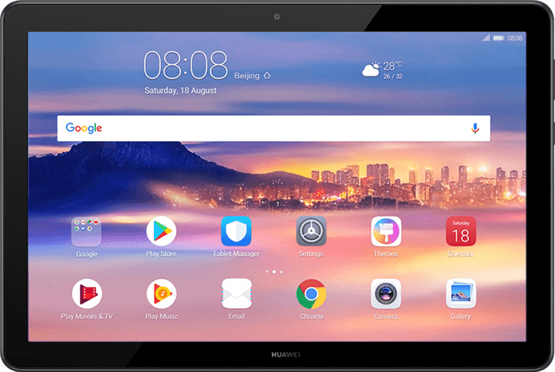 Huawei announces MediaPad T5 tablet with dual speakers