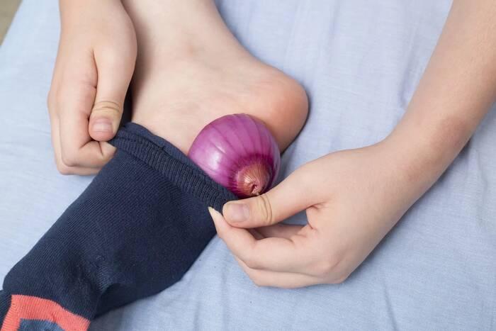 onion-on-feet