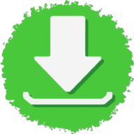 download social button