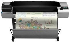 Impressora HP Designjet T1300 ps