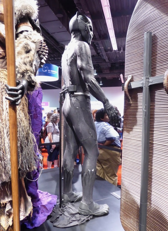 Black Panther film suit