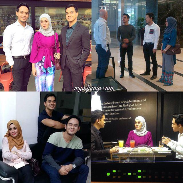 Drama Tundukkan Harraz Naufal