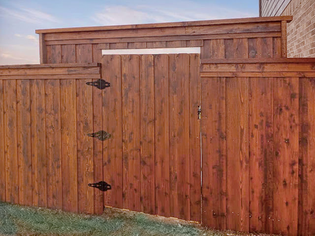 Dallas Fence Contractor Plano Richardson Allen Frisco McKinney Garland