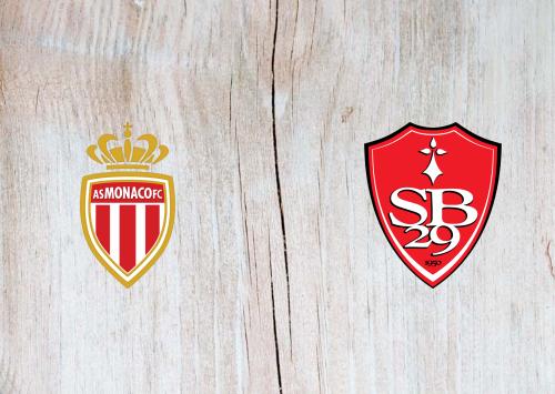 Monaco vs Brest -Highlights 28 February 2021
