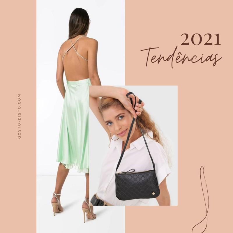 Principais tendências de moda para 2021