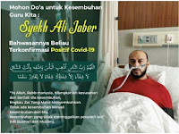 Menyusul UYM dan Aa Gym, Kini Syech Ali Jaber Positif Covid-19