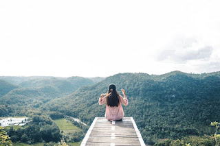 Wisata Alam Tebing Watu Mabur Jogja