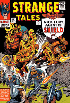 Strange Tales #142, Nick Fury, Agent of SHIELD