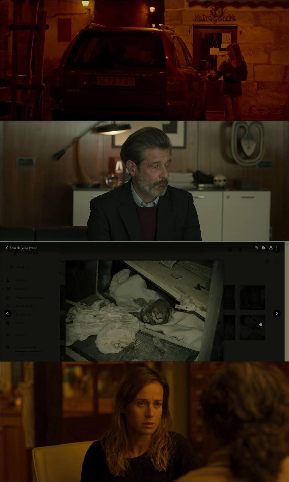 Ofrenda a la Tormenta HD 720p Castellano (2020)