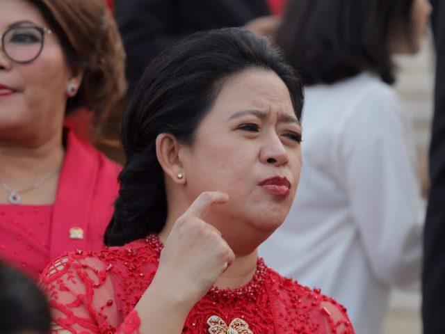 Jokowi Kembalikan UU KPK ke DPR, Puan: Itu Soal Teknis Saja