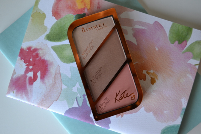 Rimmel Kate Sculpting Palette in Coral Glow