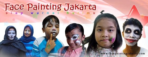 face painting jakarta header