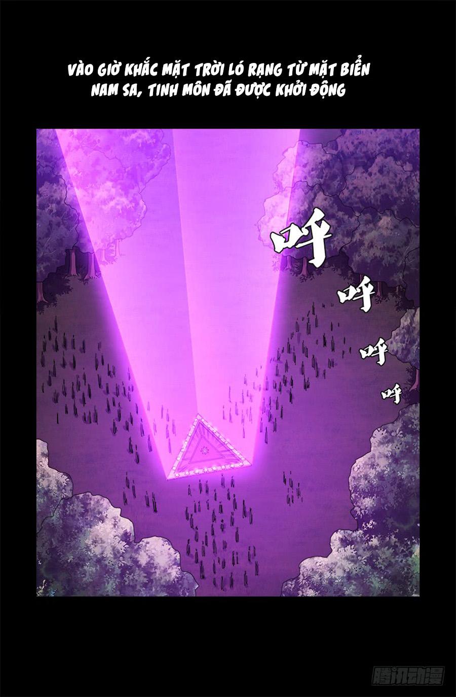 Huyết Ma Nhân Chapter 527 - truyenmh.com