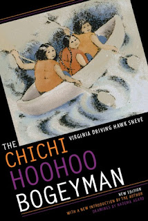 The Chichi Hoohoo Bogeyman by Virginia Driving Hawk Sneve