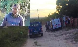 Jovem tem casa invadida e é executado com vários tiros em Conceição do Coité
