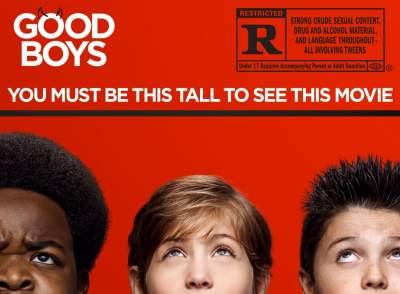 Good Boys 2019 Hindi Dubbed Full Movies Dual Audio 480p