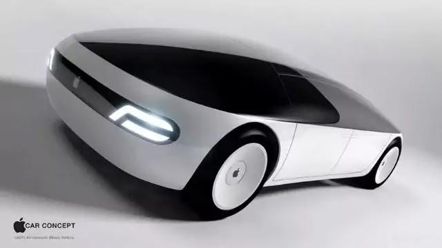 Apple electric car